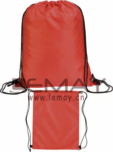 Colors Sports Cheap Draw String Backpack Drawstring Bag pictures & photos