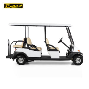 6 Seater Utility Electric Golf Cart for Sale pictures & photos