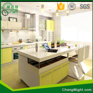 High Pressure Laminate/Kitchen Cabinet/Post Forming HPL pictures & photos