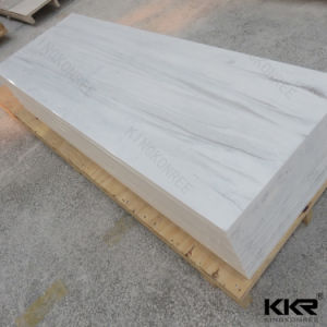 Kkr 12mm Ce Pass Acrylic Solid Surface Sheet (M170905) pictures & photos