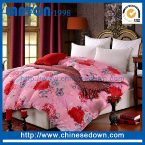 King Size Natural Cotton Hotel Quilts /Hotel Down Duvet pictures & photos