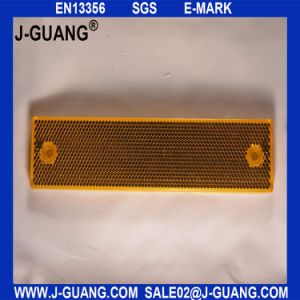 Road Safety Reflector, Plastic Road Reflectors Cat Eyes (JG-R-05) pictures & photos