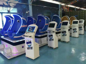 9d Virtual Reality Cinema with Shopping Mall Simulator Double Seat pictures & photos