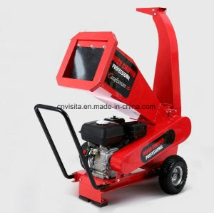 196cc Gas Power Wood Chipper Shredder Garden Shredder pictures & photos