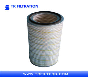 Gas Turbine Cellulose and Polyester Dust Collector Filter Cartridge pictures & photos