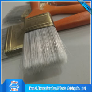 High Quality Wide Paint Brush with Wooden Handle pictures & photos