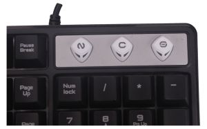 New Design Private Gaming Keyboard for Computer Laptop pictures & photos