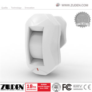 Outdoor Infrared+Microwave Dual-Tech PIR Motion Detector pictures & photos