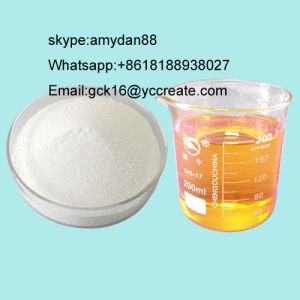 Injectable Steroids Powder Nandrolone Cypionate 200mg/ml for Bodybuilding 601-63-8 pictures & photos