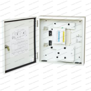 Outdoor Splitter Wall Mounted Gpx16/Gpx31/Gpj55 Fiber Optical Distribution Network Termiation Box pictures & photos