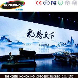 P3.91 High Refresh 3840Hz Super Clear Full Color LED Video Wall pictures & photos