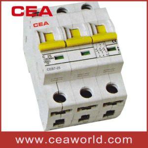L7 Series Mini Circuit Breaker (CEB7-1P) pictures & photos