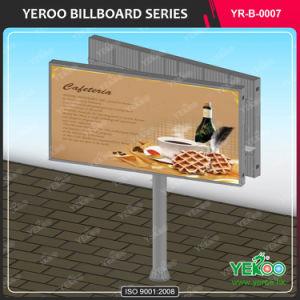 12X6 V Shape Backlit Highway Billboard Advertising Board pictures & photos