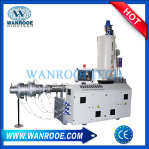 Single Screw PE Pipe HDPE Pipe Extruding Machine pictures & photos