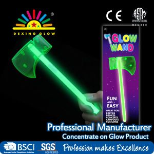 Glow Pumpkin Wand for Halloween, Glow Stick Toy pictures & photos
