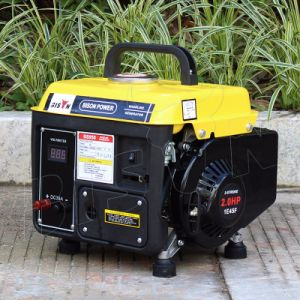 Bison (China) BS950A 650W 220V Single Phase Home Gasoline Generator pictures & photos