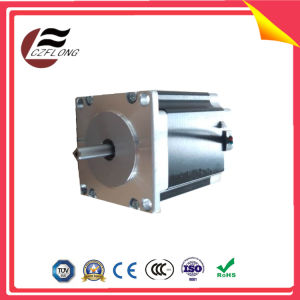 Full-Range NEMA24 60*60mm Stepping Motor for CNC Stitching Machinery pictures & photos