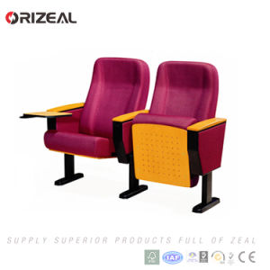 Orizeal Theater Chairs with Writing Tablet (OZ-AD-103) pictures & photos