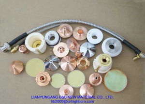 Hot Sale Precitec Ceramic Part for Laser Machinery pictures & photos