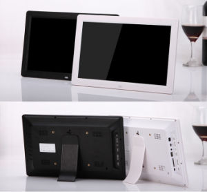 Commerce Advertising 12 14 15 Inch Wall Mount Digital Photo Frame Video Input (MW-1203DPF) pictures & photos