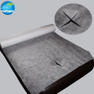 Good Quality Nonwoven Disposable White Hotel Bed Sheets Roll pictures & photos