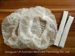 Medical Disposable Hair Net Bouffant Cap Making Machine pictures & photos