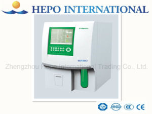 Auto Hematology Analyzer of 3 Diff, 22 Parameters pictures & photos