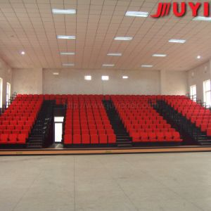 Jy-768 Stainless PP Aluminum Portable Stage Platform Telescopic Platform Seating Tribune pictures & photos