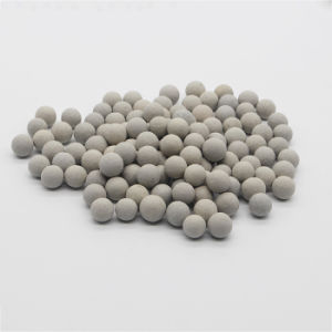 25mm 17% Alumina Inert Ceramic Balls as Support Media, Catalyst Carrier pictures & photos