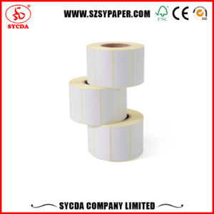 Self Adhesive Synthesis PP Paper Labels with Good Quality pictures & photos