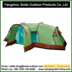 Camping Family Garden Promotional Solar Power Tent pictures & photos