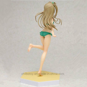 Swimming Girl Anime Figure for Decoration pictures & photos