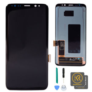 Original New Cell Phone LCD Touch Screen Digitizer for Samsung Galaxy S8 G9500 pictures & photos