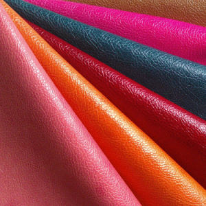 PVC Leather for Bag /Lichee Pattern (8030)