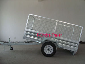 Tipping Cage Trailer