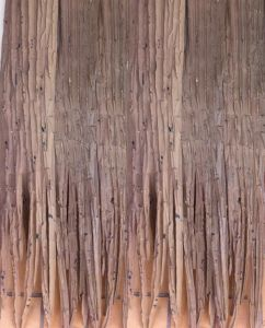 Best Design Bark Thatch Roof for Roofing Materials Supplies pictures & photos