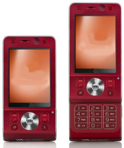Mobile Phone (W910)