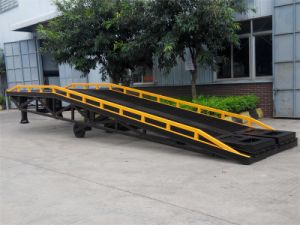 Mobile Loading Ramp-Hydraulic Control with Germany Design pictures & photos