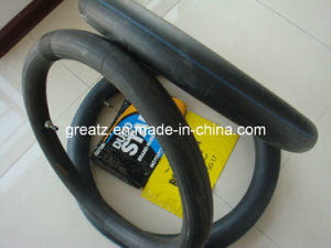 Cheap Qingdao Butyl Rubber Motorcycle Innertubes pictures & photos