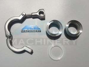 3A Sanitary Stainless Steel Fittings Clamp Ferrule (ACE-KG-7D) pictures & photos