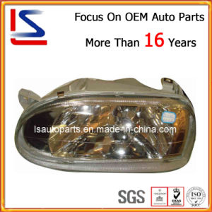 Auto / Car Crystal Head Lamp for Golf III ′92-′97 (LS-VL-055) pictures & photos