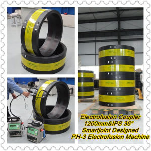 Large Size Electrofusion Coupler up to 1000mm pictures & photos