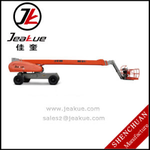 Newest Design for Self-Propelled Telescopic Aerial Work Platform pictures & photos