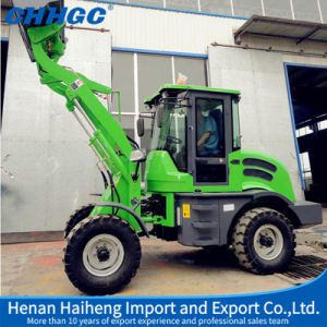 2.7m3 Loading Capacity Loaders with Large Unloading Force pictures & photos