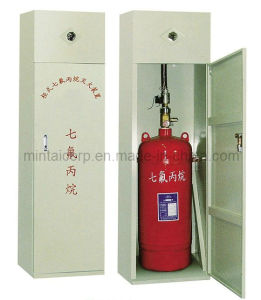 Clean Agent Fire Suppression System (HFC-227EA Z)