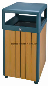 WPC Outdoor Garbage Can (DL31) pictures & photos