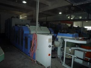 Cotton Yarn Cotton Thread Spinning Machine (CLJ)