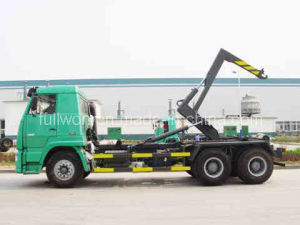Sinotruk 6X4 Hydraulic Hooklift Truck 10-22t pictures & photos