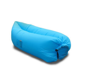 Hangout Portable Inflatable Air Bag Camping Holiday Beach Lazy Sofa Sleeping Bed pictures & photos