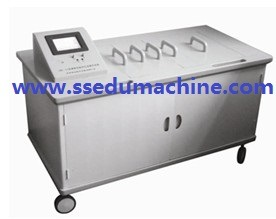 PCB High Speed Directional Control Pulse Punching Metallized Teaching Model pictures & photos